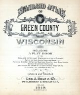 Title Page, Green County 1918